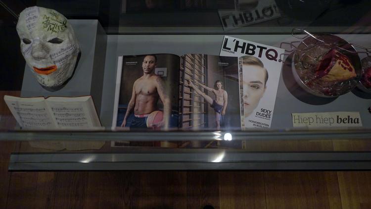 Amsterdam Museum L'HBTQ magazine