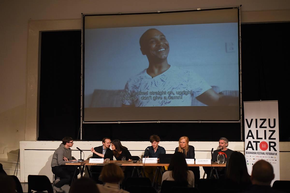 festival vizualizator beograd transtapes chris rijksen