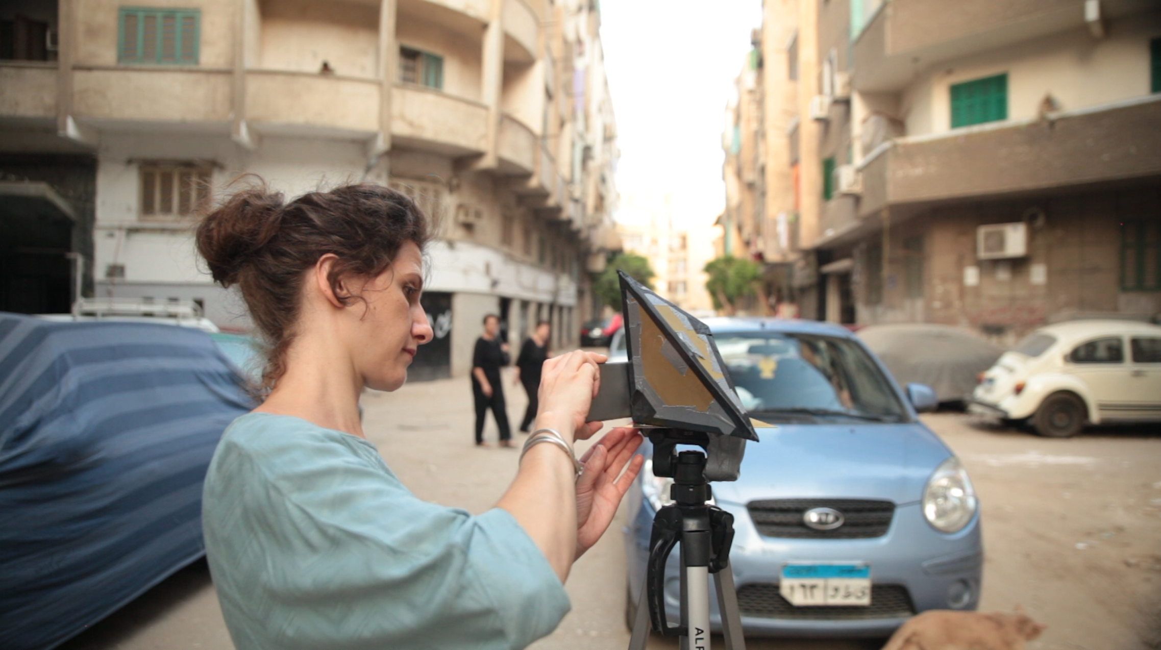 siba sahabi voor de documentary obscura